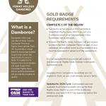 Gold Information Sheet